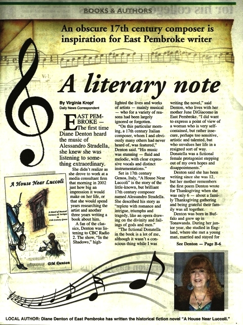 A Literary Note Article