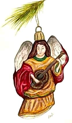 Angel Ornament2