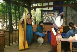 Cantiga at Sterling (NY) Renaissance Faire