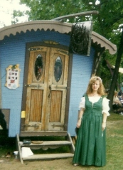 Diane at Renaissance Faire