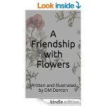 A Friendship with Flowers Kindle Cover