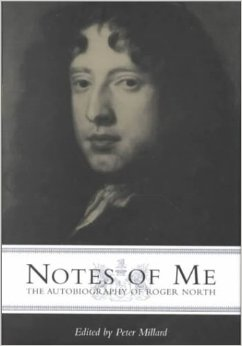 Notes of Me Book Cover