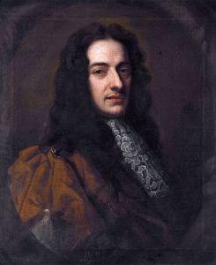 Nicola Matteis by Godfrey Kneller, 1682