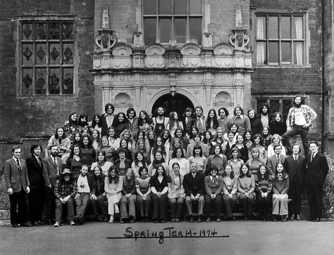 That's me in 1974 - 2nd row from front, 4th from right