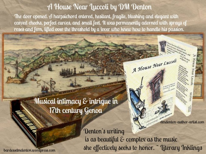 Harpsichord and Genoa with books.jpg with text 2 white