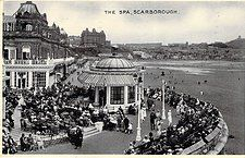 The Spa, Scarborough, Yorkshire