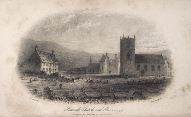 Haworth Church and Parsonage