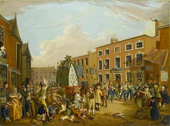 Rushbearing 1821