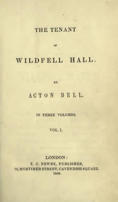 Title-page of the first edition, 1848