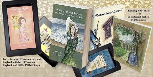 #Blogmas Day 10: An Interview With the Celebrated Bronte Author – Diane M Denton.